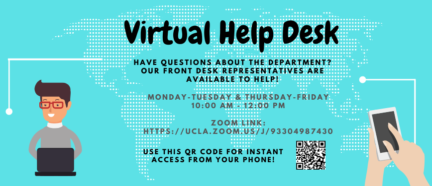 History Front Office Virtual Help Desk
