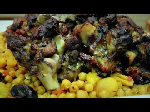 Embedded thumbnail for UCLA Saffron Convivium